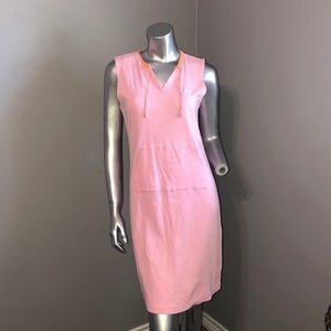 Ralph Lauren Pink hoodie like dress
